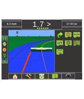 SYSTEM NAWIGACJI GPS TEEJET MATRIX PRO 570G3 REALVIEW CAMERA