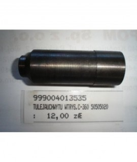 Tuleja  uchwytu wtryskiwacza C-360 50505020