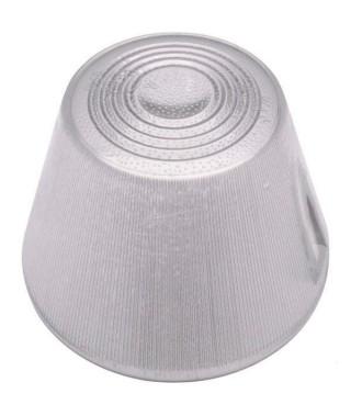 Klosz lampy wysoki WE93, 21, biały