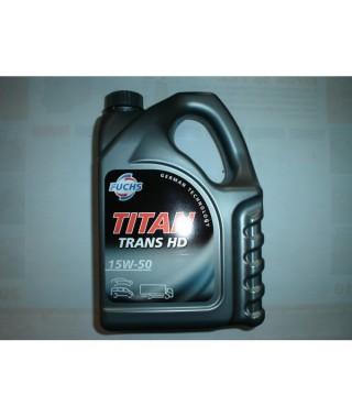 FUCHS TITAN TRANS HD 15W50 4LITRY
