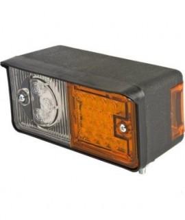 Lampa kierunkowskazu LED,12 V - 24 V, lewa