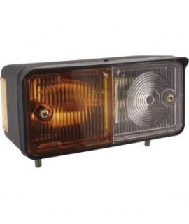 Lampa kierunkowskazu C-360, W06P 43, boczna, prawa