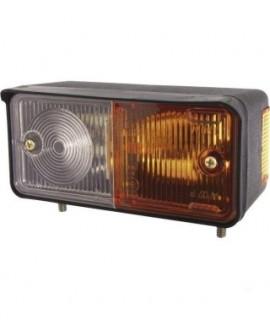 Lampa kierunkowskazu C-360, W06L 42, boczna, lewa
