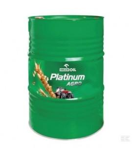 Olej Platinum Agro Stou 10W40, 205l
