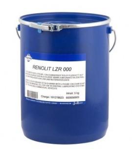 Smar półpłynny Renolit LZR 000 Green, 5 kg