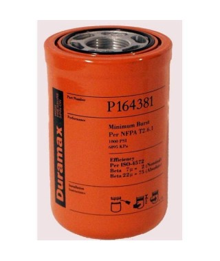 P164381 Filtr hydrauliki