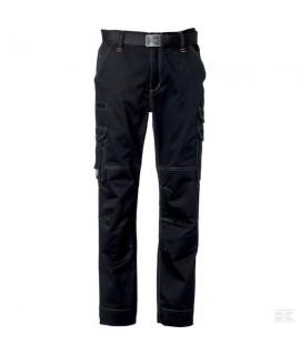 Spodnie GWB Light, czarny, roz. 4XL