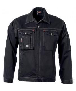 Bluza robocza GWB Light, czarny, roz. 4XL