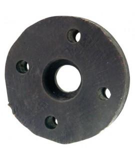 Tarcza gumowa, sprzęgła, 4 otwory, pasuje do RCW