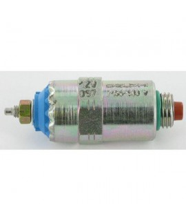 Zawór odcinający paliwo, pompa wtryskowa